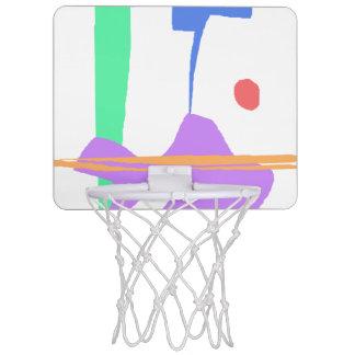A Stork - You Are Not Alone Mini Basketball Backboard