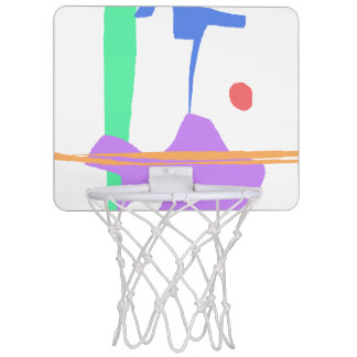 A Stork - You Are Not Alone Mini Basketball Hoop