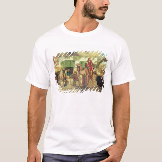 A Street in Jerusalem, 1867 T-Shirt