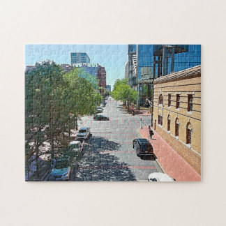 A Stroll Down City Streets Puzzles