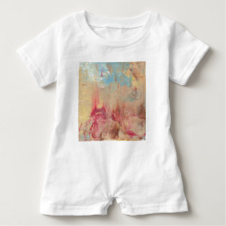 A Study in colour Baby Romper