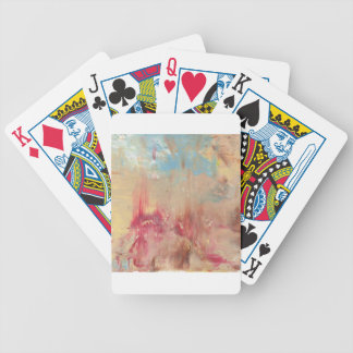 A Study in colour Poker Deck