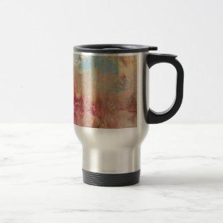 A Study in colour Travel Mug
