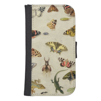 A Study of insects Galaxy S4 Wallet