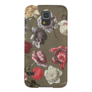 A Study of Peonies (oil on canvas) Cases For Galaxy S5