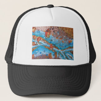 A Stunning Unique Abstract Design Trucker Hat