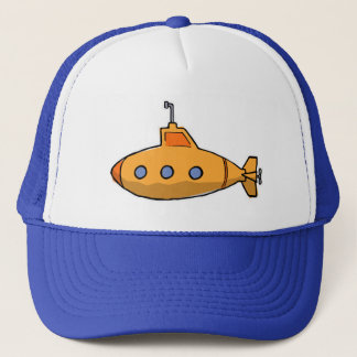 A Submarine for Exploring Trucker Hat