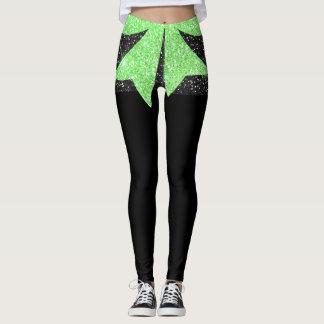 A Subtle Bit of Bling Pop Fashion Leggings