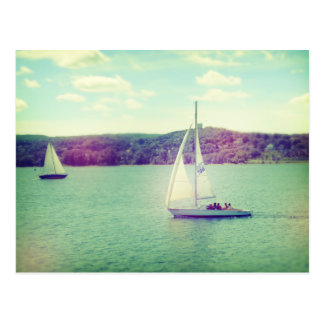 A Summer Sailing Adventure Postcard