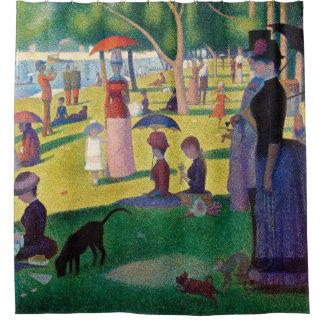 A Sunday Afternoon on La Grande Jatte by Seurat