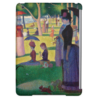 A Sunday Afternoon on La Grande Jatte by Seurat iPad Air Case