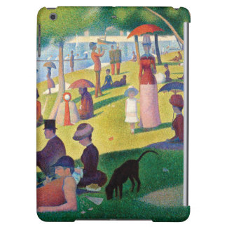 A Sunday Afternoon on La Grande Jatte by Seurat iPad Air Cases