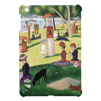 A Sunday Afternoon On The Island Of La Grande Jatt iPad Mini Covers