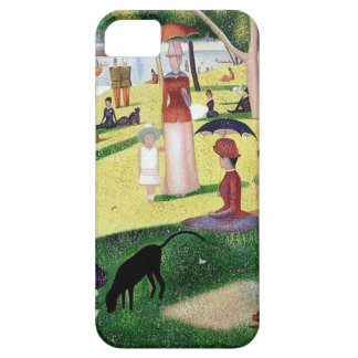 A Sunday Afternoon On The Island Of La Grande Jatt iPhone 5 Cover