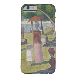 A Sundy Afternoon ~ Georges Seurat Barely There iPhone 6 Case