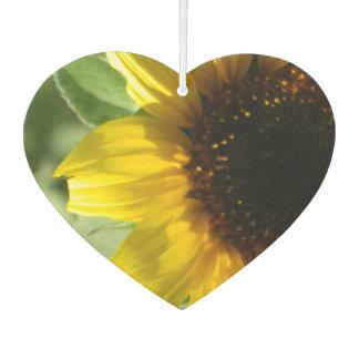 A Sunflower Air Freshener