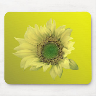 A sunflower mouse pads