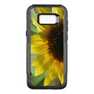A Sunflower OtterBox Commuter Samsung Galaxy S8+ Case