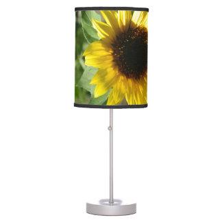 A Sunflower Table Lamp
