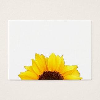 A Sunny Sunflower Business Card