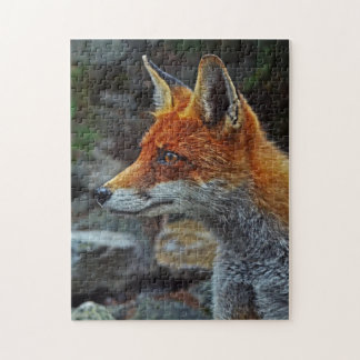 A Super Cute Fox Jigsaw Puzzle