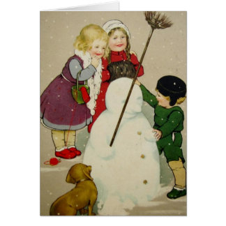 A Sweet Christmas Card