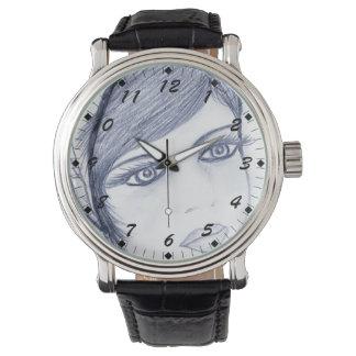 A Sweet Flapper in Dusky Blue Watch