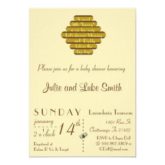 A sweet little hunny card