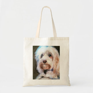 A Sweet Loving Cockapoo Tote Bag