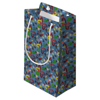 A symbol of success and good luck small gift bag