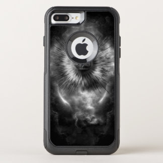 A-Synchronous Ethereal Clouds OtterBox Commuter iPhone 8 Plus/7 Plus Case