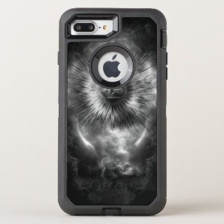 A-Synchronous Ethereal Clouds OtterBox Defender iPhone 8 Plus/7 Plus Case