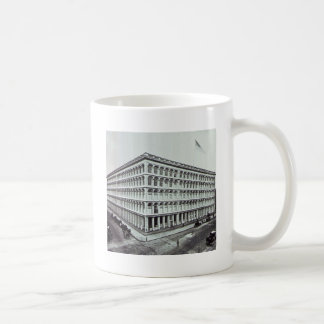 A.T. Stewart's Department Store NYC Vintage Mug