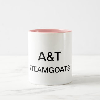 A&T Team Goats Coffee Mug