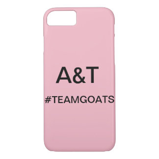 A&T Team Goats Phone Case