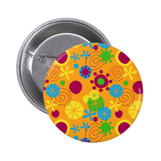 A Taste of the Sixties Pinback Buttons
