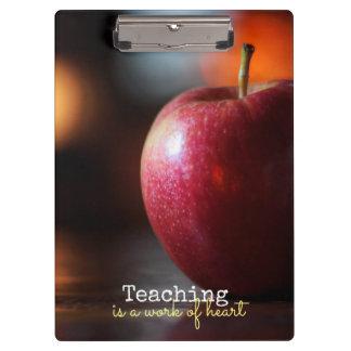 A Teacher's Classic Clipboard