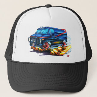 A Team Van Trucker Hat