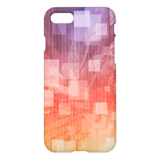 A Technology Industry Network As a Wallpaper iPhone 7 Case