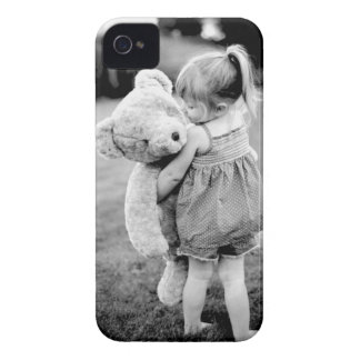 A Teddy Bear As Big As Me! Case-Mate iPhone 4 Cases