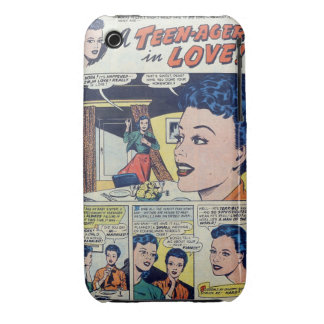 A Teenager in Love iPhone 3G-3Gs Case