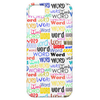 A Thousand Words - 1000 Words Background Case For The iPhone 5