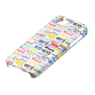 A Thousand Words - 1000 Words Background iPhone 5 Covers