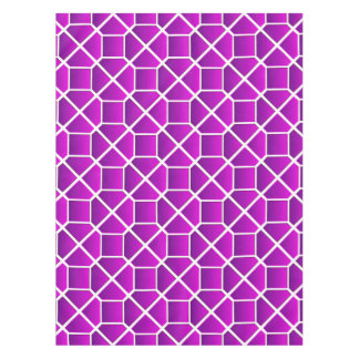 A Tiled Pattern Tablecloth