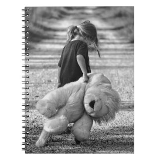 A time for a hug spiral notebook