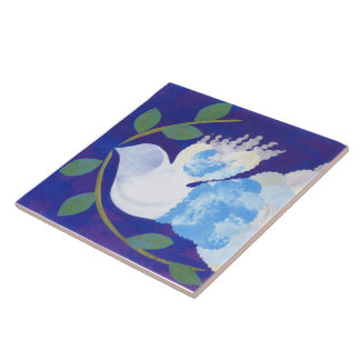 A Time for Peace ceramic tile