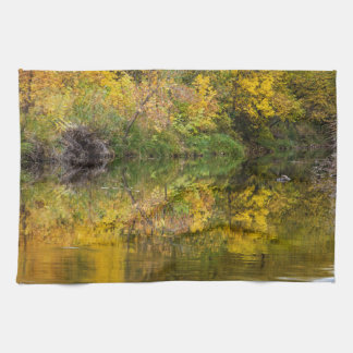 A Time For Reflections Kitchen Towel