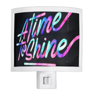 A Time To Shine Night Light