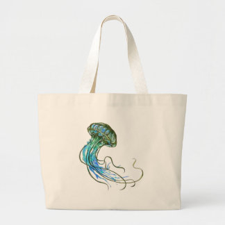 A Timeless Journey Large Tote Bag