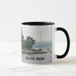 A Tiny Little Island, Mug